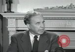 Image of Senator Andrew Frank Schoeppel United States USA, 1953, second 59 stock footage video 65675063491