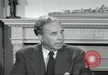 Image of Senator Andrew Frank Schoeppel United States USA, 1953, second 60 stock footage video 65675063491