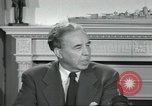 Image of Senator Andrew Frank Schoeppel United States USA, 1953, second 62 stock footage video 65675063491