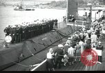 Image of USS Nautilus SSN-571 commissioned Groton Connecticut United States USA, 1954, second 1 stock footage video 65675063492