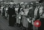 Image of USS Nautilus SSN-571 commissioned Groton Connecticut United States USA, 1954, second 11 stock footage video 65675063492
