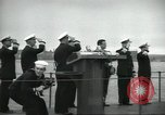 Image of USS Nautilus SSN-571 commissioned Groton Connecticut United States USA, 1954, second 22 stock footage video 65675063492