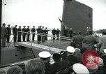Image of USS Nautilus SSN-571 commissioned Groton Connecticut United States USA, 1954, second 33 stock footage video 65675063492