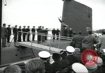 Image of USS Nautilus SSN-571 commissioned Groton Connecticut United States USA, 1954, second 35 stock footage video 65675063492