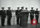 Image of USS Nautilus SSN-571 commissioned Groton Connecticut United States USA, 1954, second 38 stock footage video 65675063492