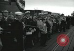 Image of USS Nautilus SSN-571 commissioned Groton Connecticut United States USA, 1954, second 39 stock footage video 65675063492