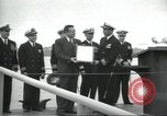 Image of USS Nautilus SSN-571 commissioned Groton Connecticut United States USA, 1954, second 43 stock footage video 65675063492
