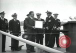 Image of USS Nautilus SSN-571 commissioned Groton Connecticut United States USA, 1954, second 44 stock footage video 65675063492