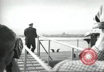 Image of USS Nautilus SSN-571 commissioning Groton Connecticut United States USA, 1954, second 11 stock footage video 65675063493