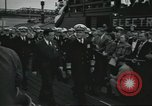 Image of USS Nautilus SSN-571 commissioning Groton Connecticut United States USA, 1954, second 14 stock footage video 65675063493