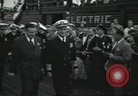 Image of USS Nautilus SSN-571 commissioning Groton Connecticut United States USA, 1954, second 15 stock footage video 65675063493