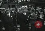 Image of USS Nautilus SSN-571 commissioning Groton Connecticut United States USA, 1954, second 16 stock footage video 65675063493