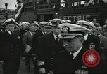 Image of USS Nautilus SSN-571 commissioning Groton Connecticut United States USA, 1954, second 21 stock footage video 65675063493