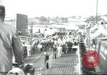 Image of USS Nautilus SSN-571 commissioning Groton Connecticut United States USA, 1954, second 36 stock footage video 65675063493