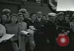 Image of USS Nautilus SSN-571 commissioning Groton Connecticut United States USA, 1954, second 53 stock footage video 65675063493