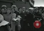 Image of USS Nautilus SSN-571 commissioning Groton Connecticut United States USA, 1954, second 54 stock footage video 65675063493