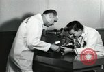 Image of Microscopic precision machining in a laboratory United States USA, 1954, second 17 stock footage video 65675063494