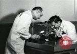 Image of Microscopic precision machining in a laboratory United States USA, 1954, second 19 stock footage video 65675063494
