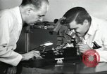 Image of Microscopic precision machining in a laboratory United States USA, 1954, second 23 stock footage video 65675063494