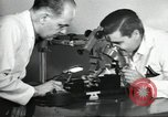 Image of Microscopic precision machining in a laboratory United States USA, 1954, second 24 stock footage video 65675063494