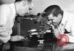 Image of Microscopic precision machining in a laboratory United States USA, 1954, second 36 stock footage video 65675063494