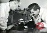 Image of Microscopic precision machining in a laboratory United States USA, 1954, second 37 stock footage video 65675063494