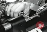 Image of Microscopic precision machining in a laboratory United States USA, 1954, second 39 stock footage video 65675063494
