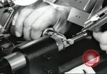 Image of Microscopic precision machining in a laboratory United States USA, 1954, second 40 stock footage video 65675063494