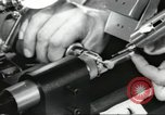 Image of Microscopic precision machining in a laboratory United States USA, 1954, second 41 stock footage video 65675063494
