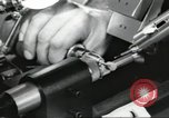 Image of Microscopic precision machining in a laboratory United States USA, 1954, second 42 stock footage video 65675063494