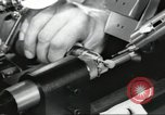 Image of Microscopic precision machining in a laboratory United States USA, 1954, second 44 stock footage video 65675063494