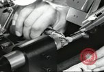 Image of Microscopic precision machining in a laboratory United States USA, 1954, second 45 stock footage video 65675063494