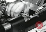 Image of Microscopic precision machining in a laboratory United States USA, 1954, second 46 stock footage video 65675063494
