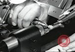 Image of Microscopic precision machining in a laboratory United States USA, 1954, second 48 stock footage video 65675063494