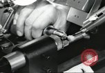 Image of Microscopic precision machining in a laboratory United States USA, 1954, second 54 stock footage video 65675063494