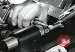 Image of Microscopic precision machining in a laboratory United States USA, 1954, second 55 stock footage video 65675063494