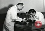 Image of Microscopic precision machining in a laboratory United States USA, 1954, second 58 stock footage video 65675063494