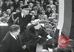 Image of Launch of the USS Nautilus Groton Connecticut USA, 1954, second 3 stock footage video 65675063497