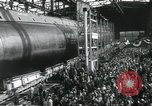 Image of Launch of the USS Nautilus Groton Connecticut USA, 1954, second 11 stock footage video 65675063497