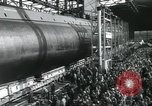 Image of Launch of the USS Nautilus Groton Connecticut USA, 1954, second 13 stock footage video 65675063497