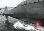 Image of Launch of the USS Nautilus Groton Connecticut USA, 1954, second 18 stock footage video 65675063497
