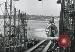 Image of Launch of the USS Nautilus Groton Connecticut USA, 1954, second 24 stock footage video 65675063497