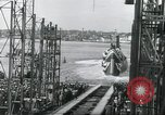 Image of Launch of the USS Nautilus Groton Connecticut USA, 1954, second 25 stock footage video 65675063497