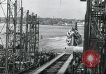 Image of Launch of the USS Nautilus Groton Connecticut USA, 1954, second 26 stock footage video 65675063497
