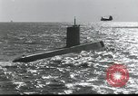 Image of Launch of the USS Nautilus Groton Connecticut USA, 1954, second 29 stock footage video 65675063497