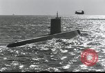 Image of Launch of the USS Nautilus Groton Connecticut USA, 1954, second 30 stock footage video 65675063497