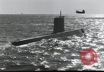 Image of Launch of the USS Nautilus Groton Connecticut USA, 1954, second 31 stock footage video 65675063497