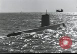 Image of Launch of the USS Nautilus Groton Connecticut USA, 1954, second 32 stock footage video 65675063497