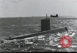 Image of Launch of the USS Nautilus Groton Connecticut USA, 1954, second 35 stock footage video 65675063497