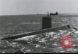 Image of Launch of the USS Nautilus Groton Connecticut USA, 1954, second 36 stock footage video 65675063497